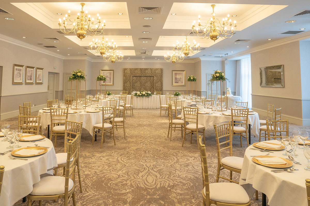 The Usher Suite in Norton House Hotel and Spa