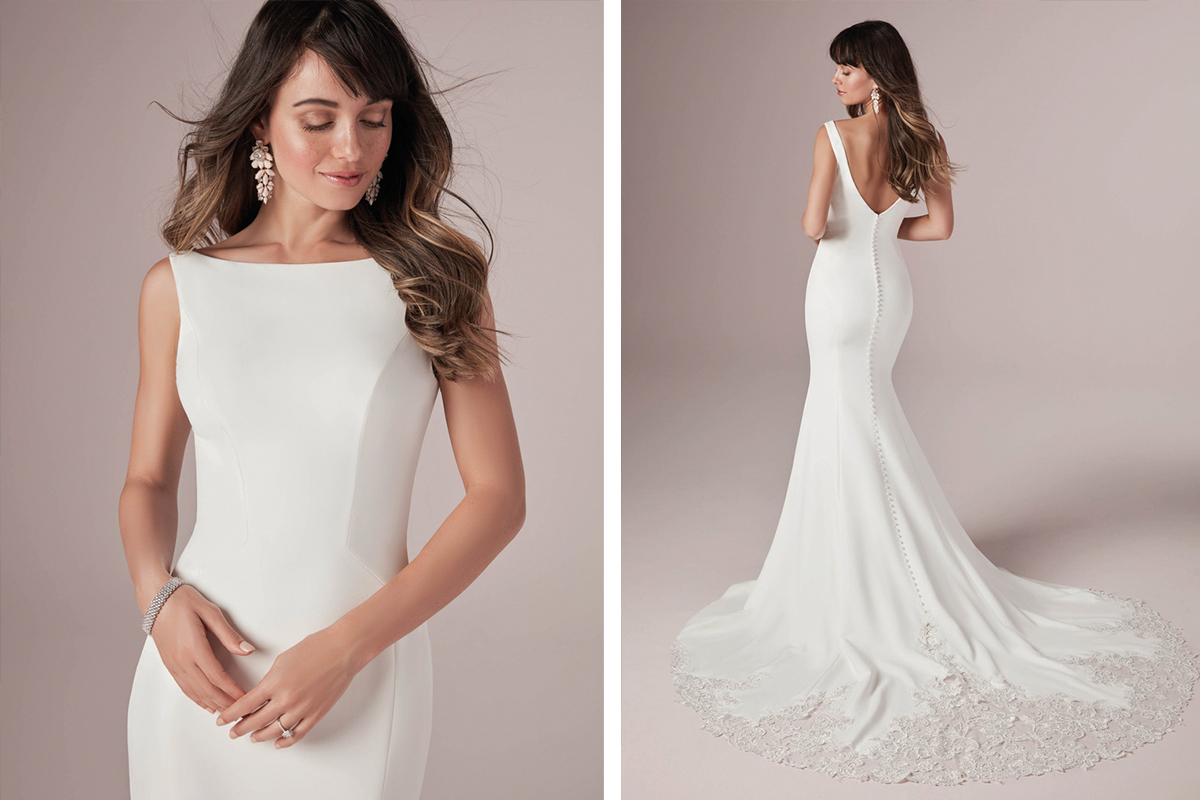 Alice gown by Rebecca Ingram available at Amy King Bridal and Beauty