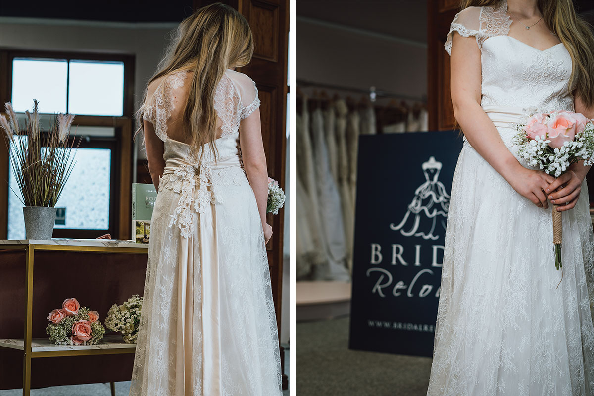 Bridal Reloved gown