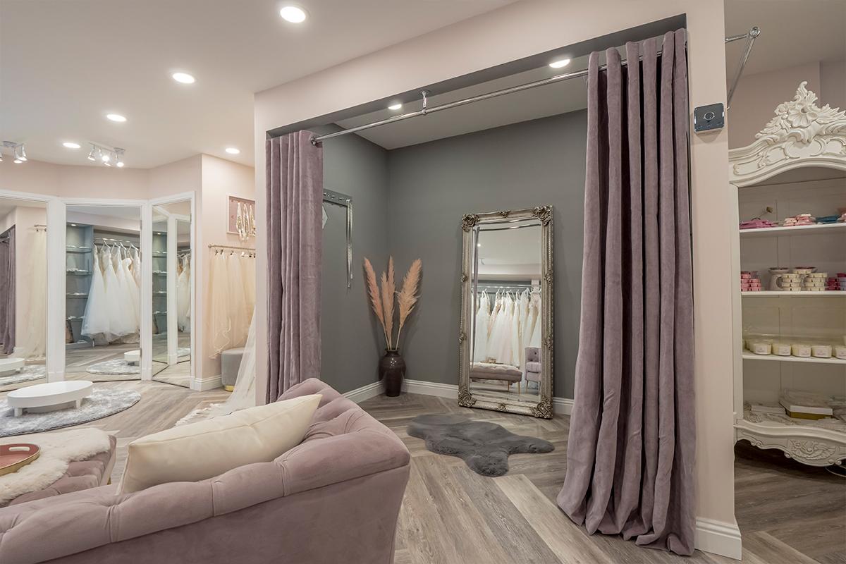Dream Brides' revamped bridal lounge