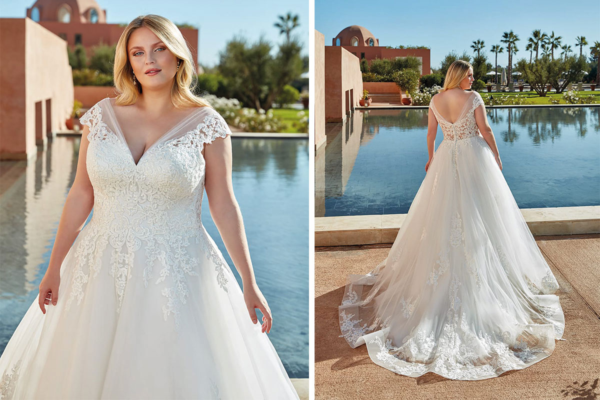 Eddy K gown available from Innate Bridals