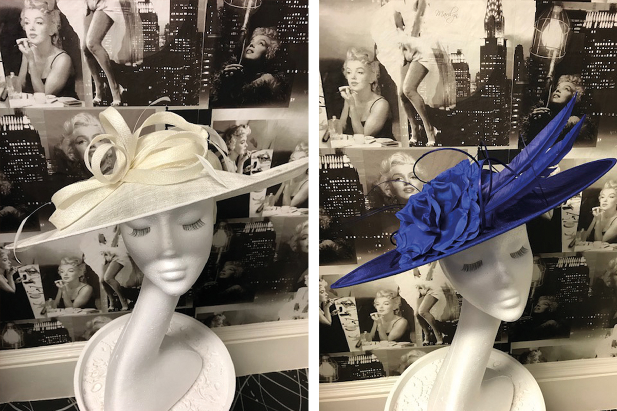 Hats from a selection, Pear Tree Hat Hire