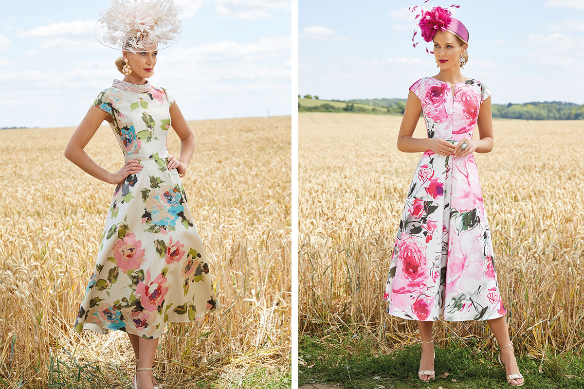 Veni Infantino dresses by Catwalk and Patricia Forbes
