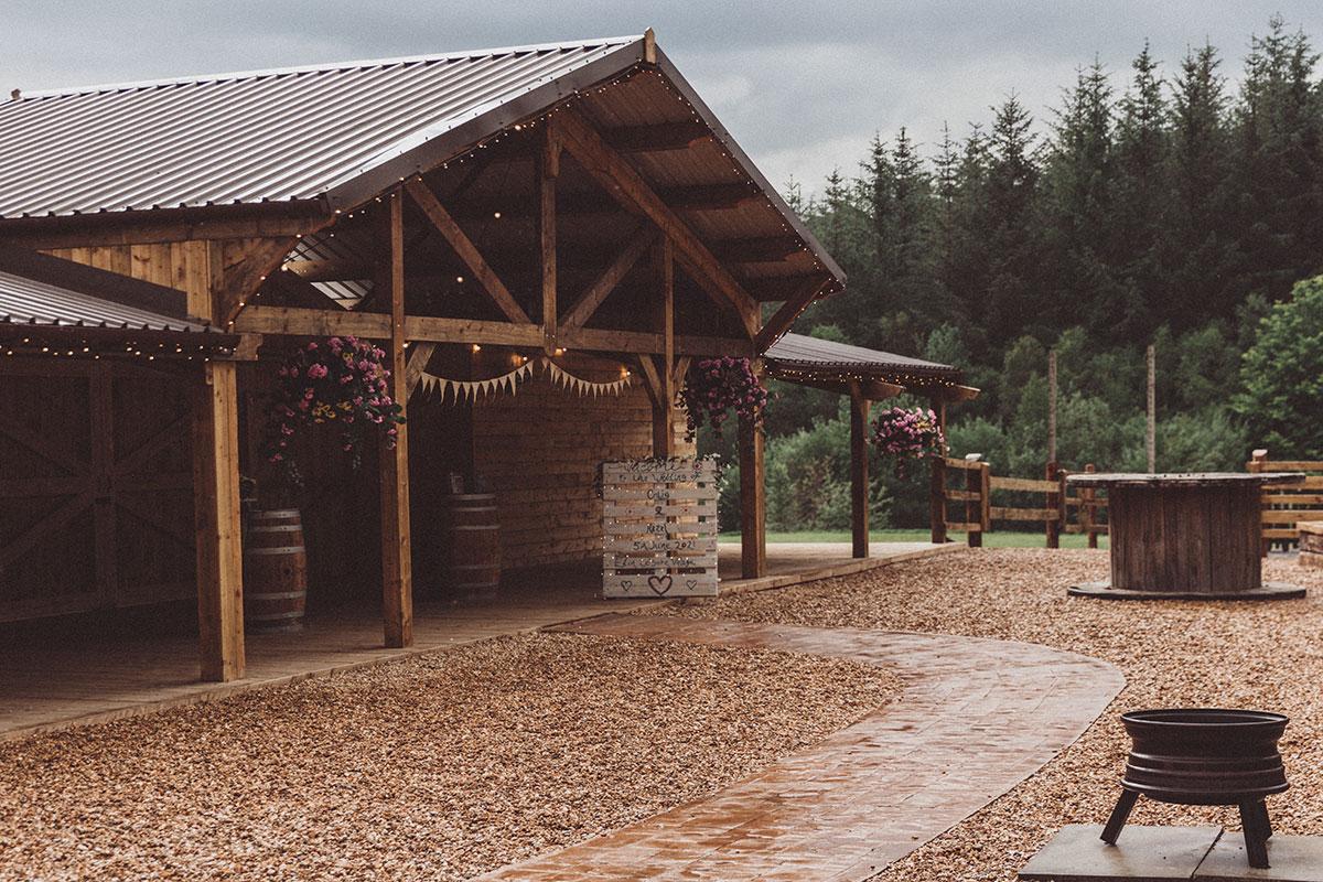 exterior of Eden Leisure Village
